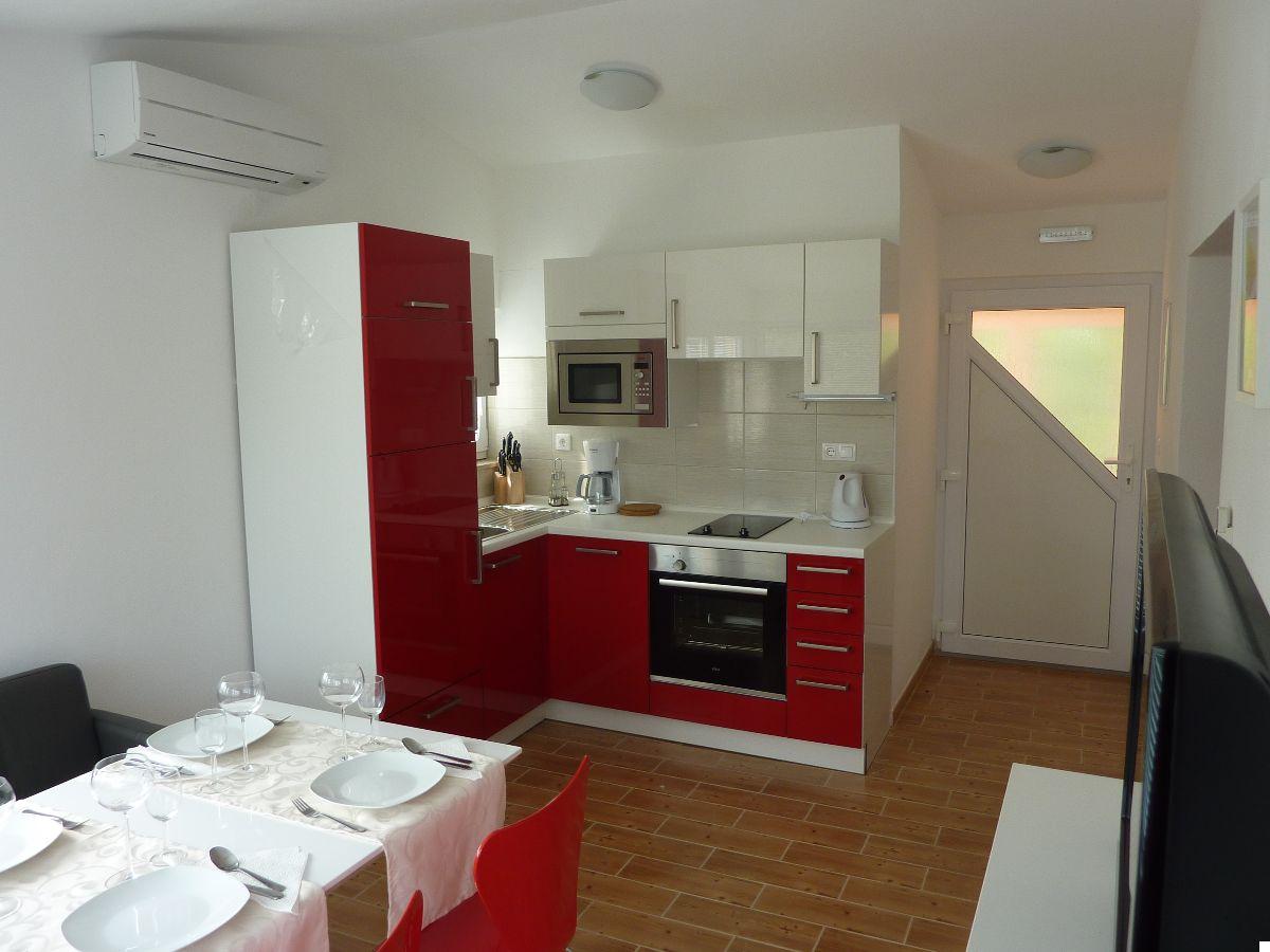 Červený apartmán